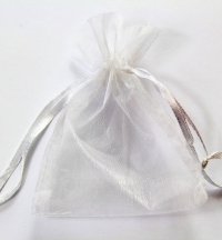 Small Organza Favour Bags | Weddings & Flowercraft