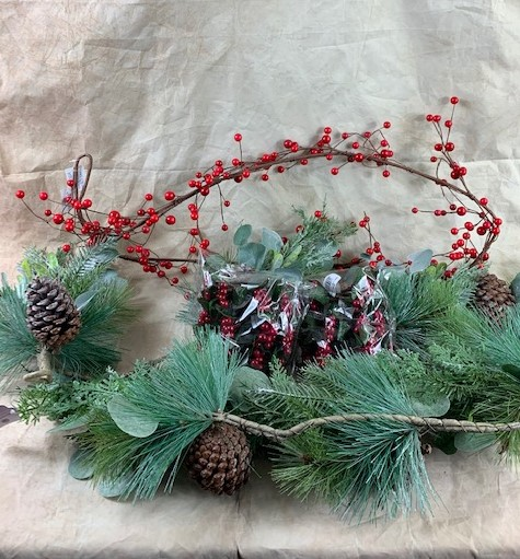 Christmas Fir & Pinecone Bundle
