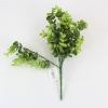 28cm Eucalyptus Foliage Bunch Green