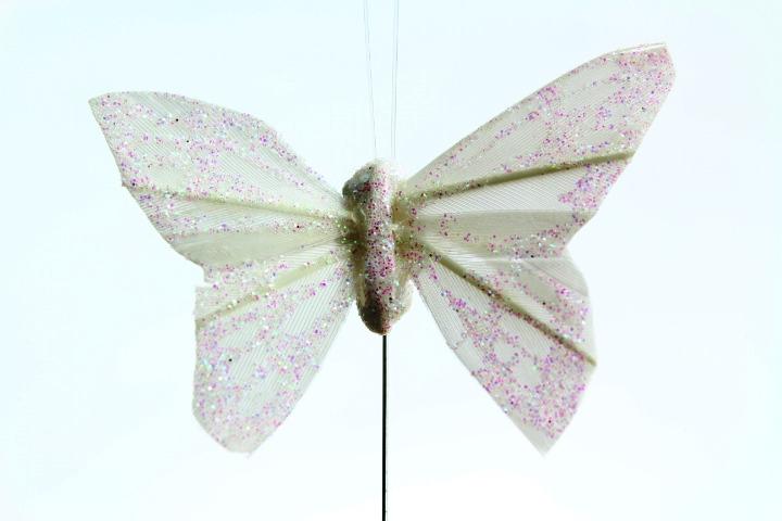 60 x 3.5cm Butterflies