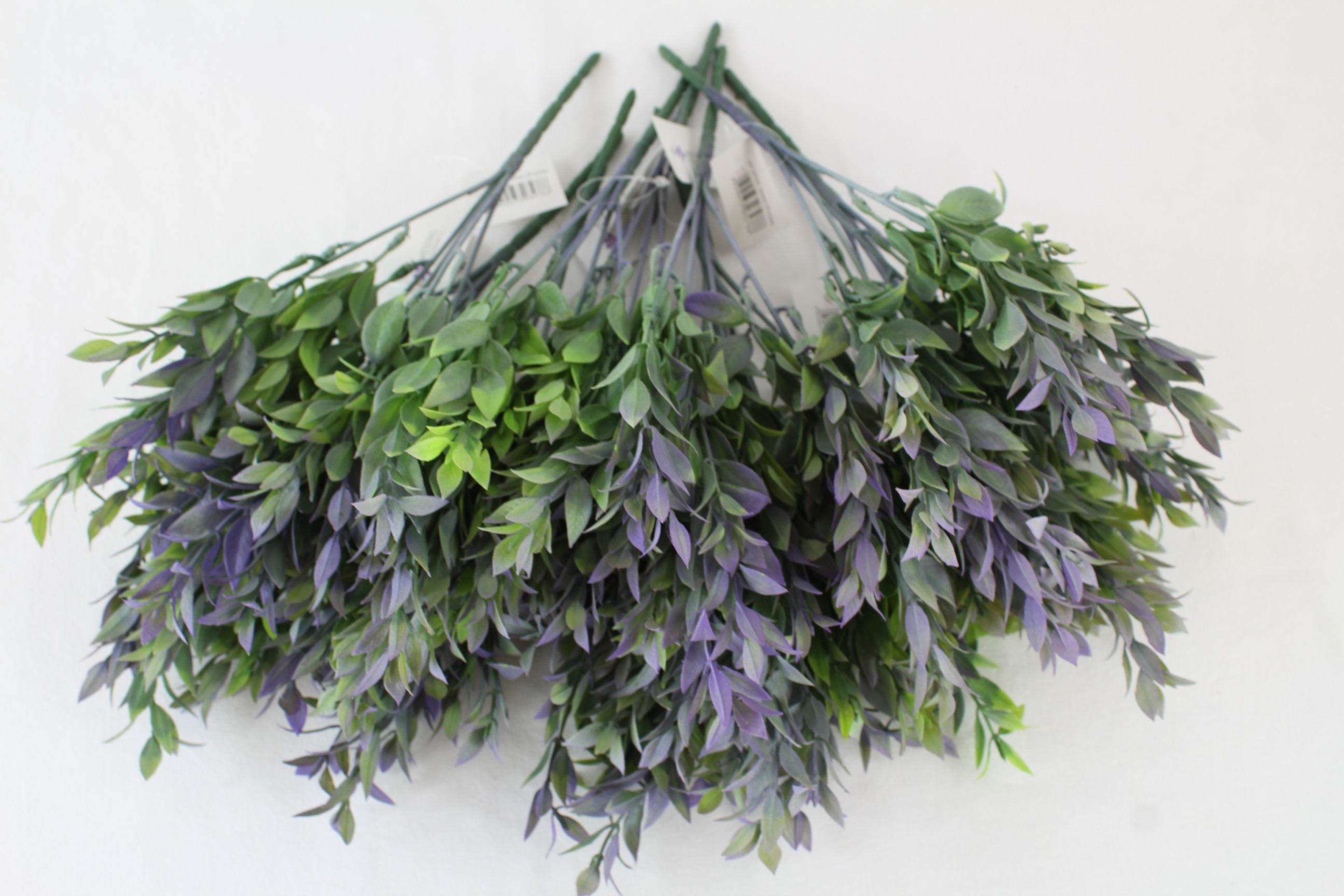 24 x 42cm Ruscus Leaf Bunches